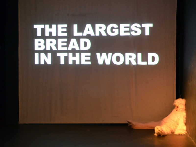 The largest bread in the world